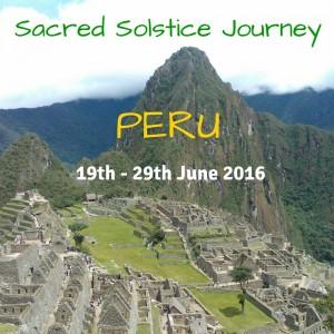 Sacred Solstice Journey